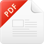 """PDF""""icon"""""""